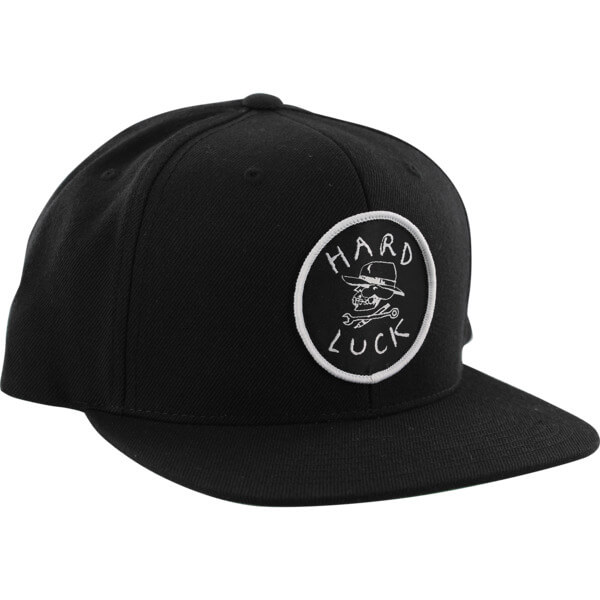 Hard Luck MFG OG Logo Black Hat - Adjustable