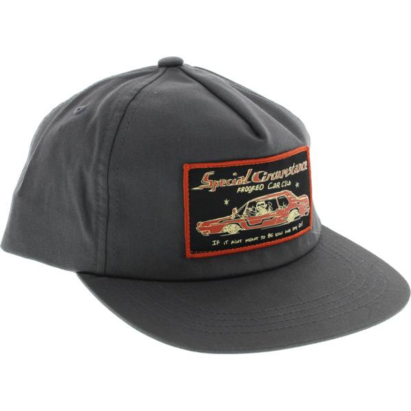 Krooked Skateboards Car Club Hat