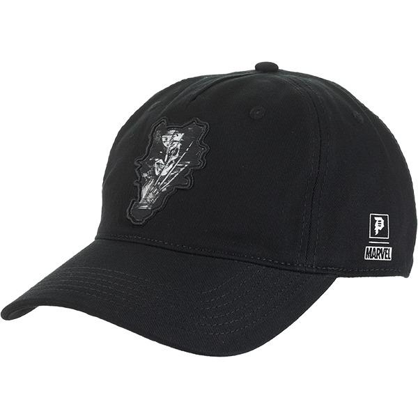 Primitive Skateboarding Marvel Wolverine Navy Hat - Adjustable