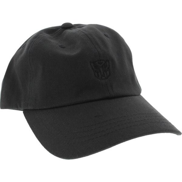 Primitive Skateboarding Transformers Black Hat - Adjustable