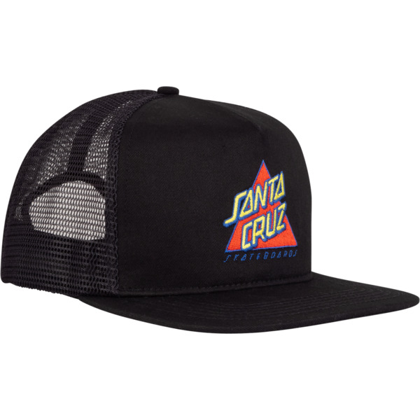 Santa Cruz Skateboards Not A Dot Mesh Trucker Hat