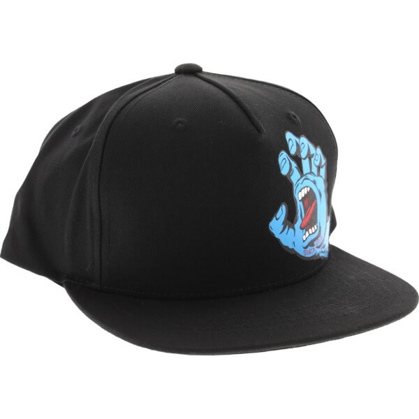 Santa Cruz Skateboards Screaming Hand Youth Hat - Youth Size