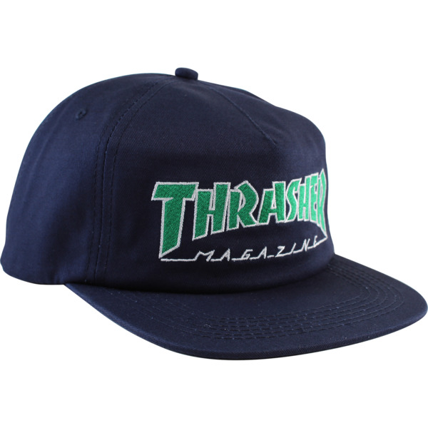 d6302aa23 Thrasher Magazine Outlined Hat