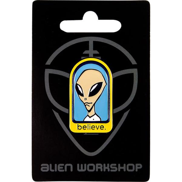 Alien Workshop Believe Pin