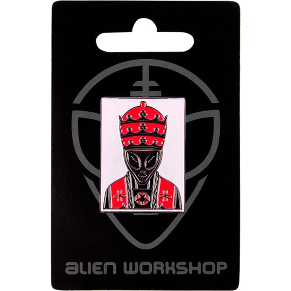 Alien Workshop Priest Pin