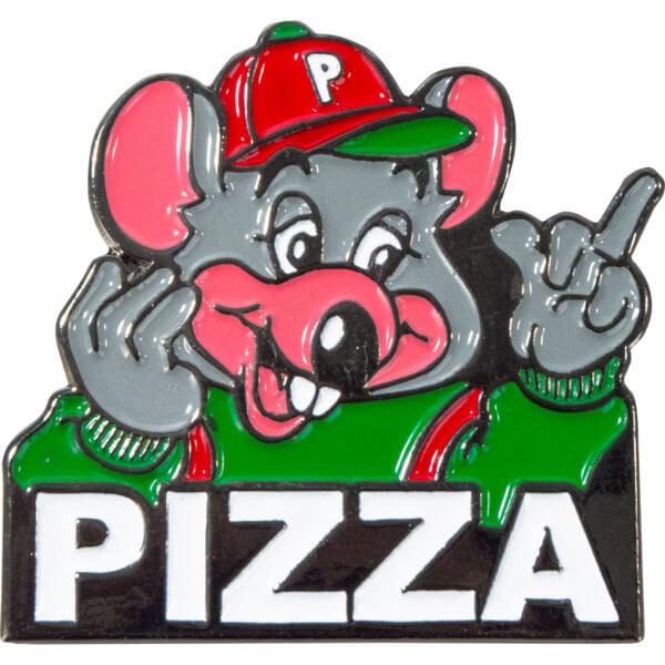 Pizza Skateboards Chucky Enamel Pin Warehouse Skateboards