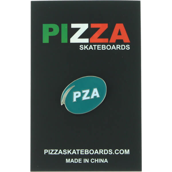 Pizza Skateboards P10 Lapel Pin