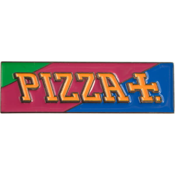 Pizza Skateboards Pizzla Lapel Pin