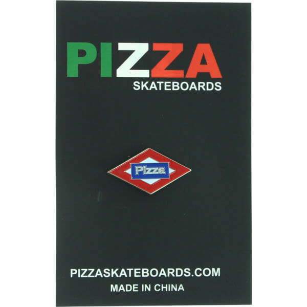 Pizza Skateboards Sol Lapel Pin