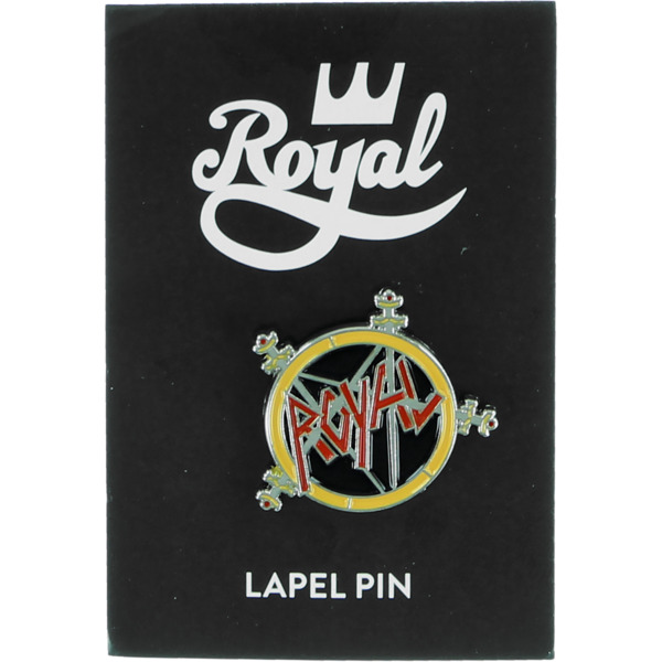 Royal Truck Co. Metal Logo Lapel Pin