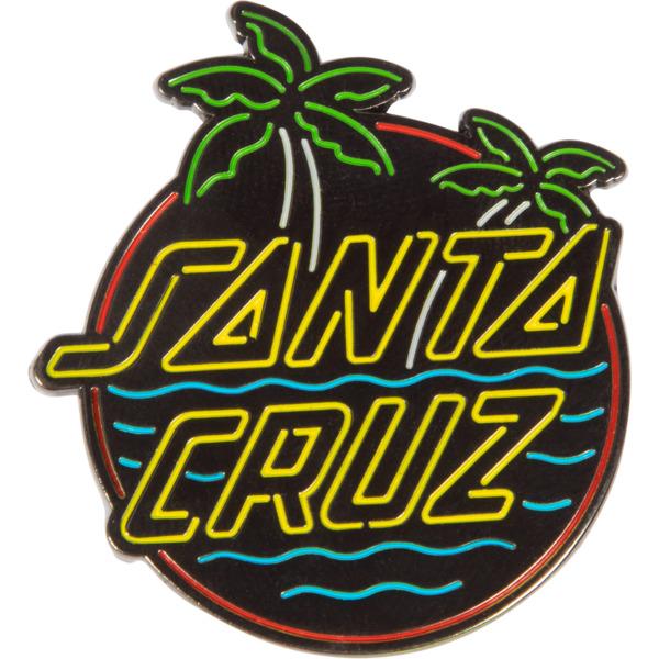 Santa Cruz Skateboards Glow Dot Pin