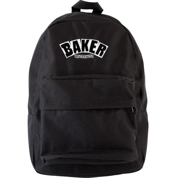 Baker Skateboards Arch Black Backpack