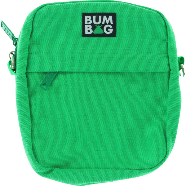 Bumbag Compact XL Green Shoulder Bag - One Size Fits All