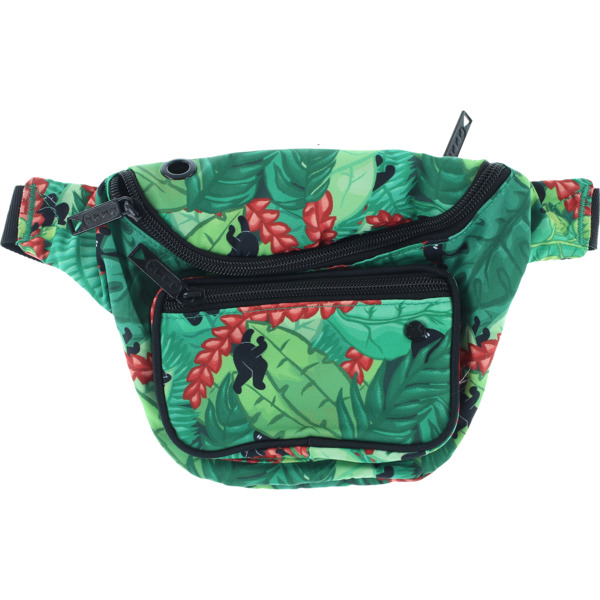 Bumbag Deluxe Eloise Teal Fanny Pack - One Size Fits All
