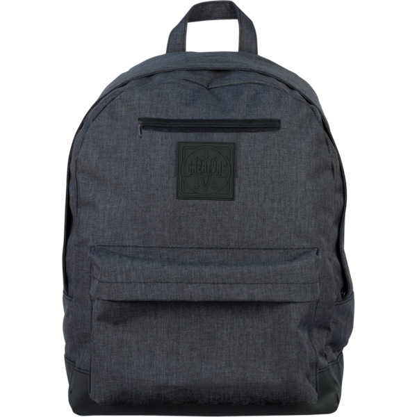 Creature Skateboards Ritual Black Backpack - One Size Fits All