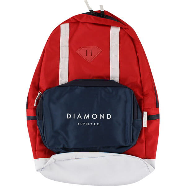 Diamond Supply Co. DLYC Red Skate Backpack - Warehouse ... - photo#35