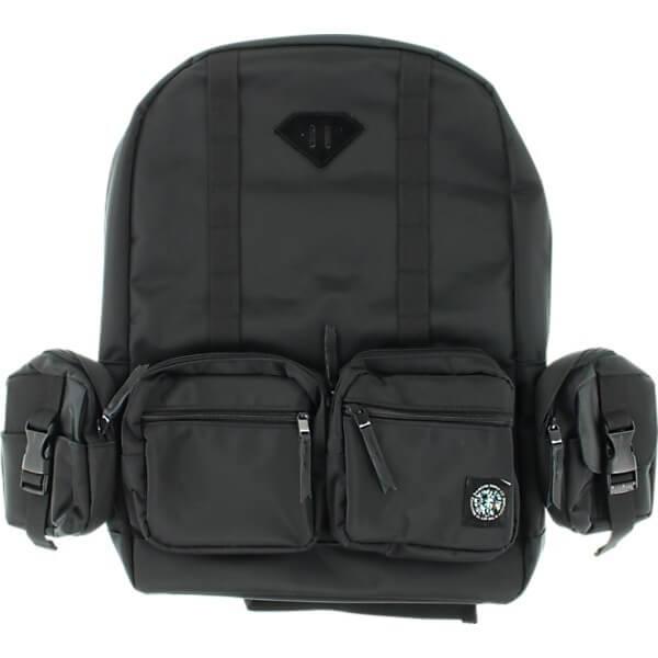 Diamond Supply Co Haight Black Backpack - Warehouse ... - photo#14