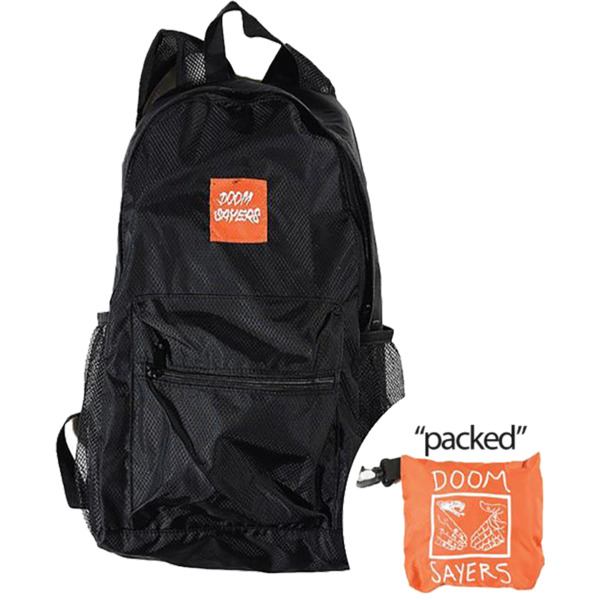Doomsayers Club Packable Travel Bag Backpack