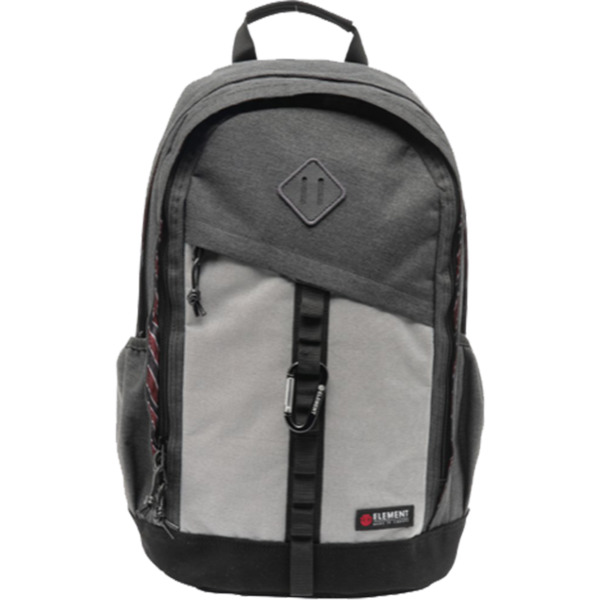 Element Skateboards Cypress Black Heather Backpack - One Size Fits All