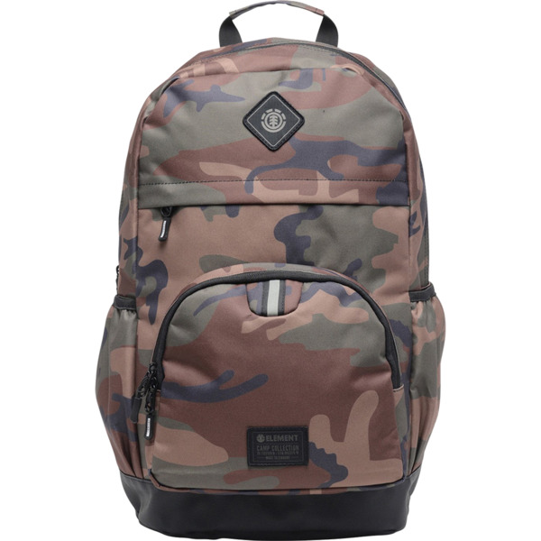 Element Skateboards Regent Camo Backpack - One Size Fits All