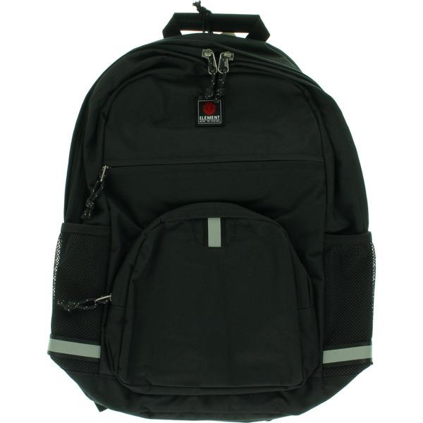 Element Skateboards Regent Flint Black w/ Mesh Backpack - One Size Fits All