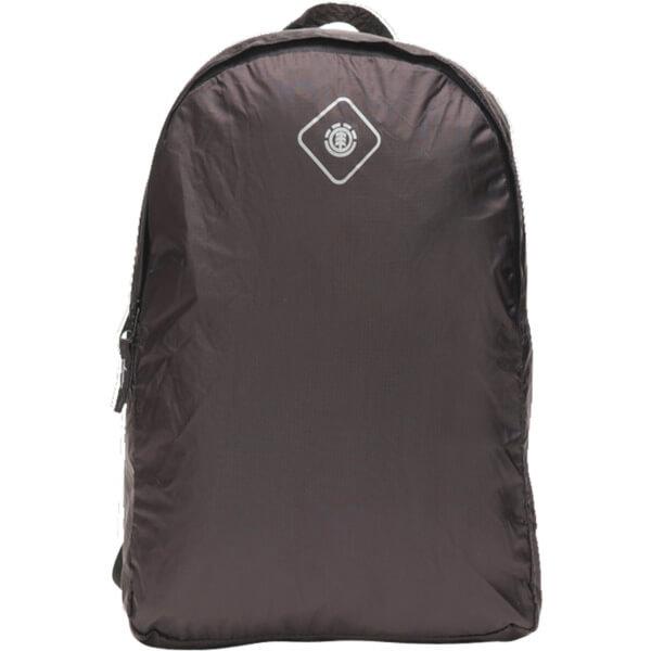 Element Skateboards Travel Well Flint Black Backpack - One Size Fits All