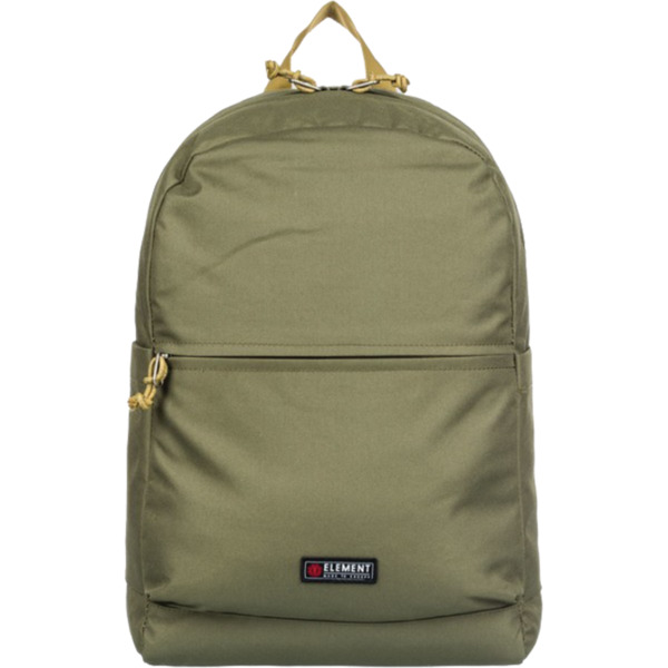 Element Skateboards Vast Army Green Backpack - One Size Fits All