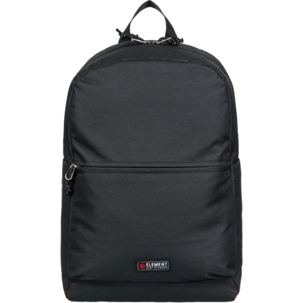 Element Skateboards Vast Flint Black Backpack - One Size Fits All