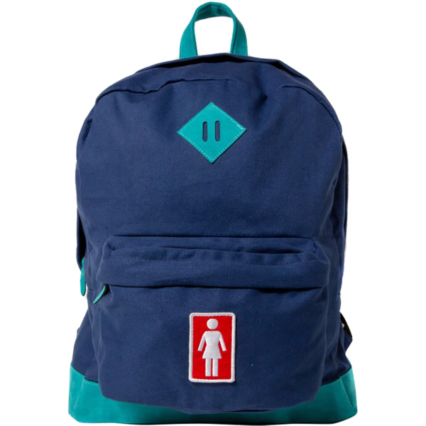 Girl Skateboards Simple Backpack