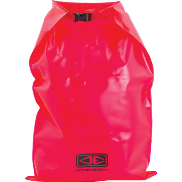 Ocean & Earth Wetsuit Red Waterproof Dry Bag - 20 Litres - One Size Fits All