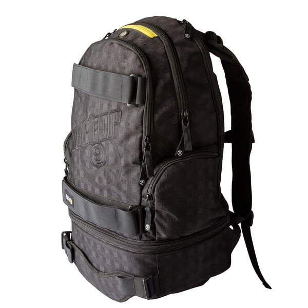 Sector 9 Commando II Black Utility Backpack