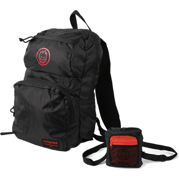 Spitfire Wheels Bighead Circle Packable Backpack