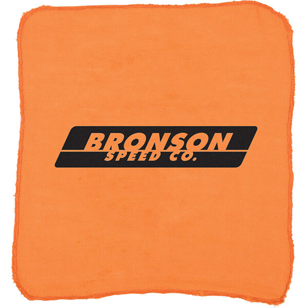 Bronson Speed Co Orange Shop Rag