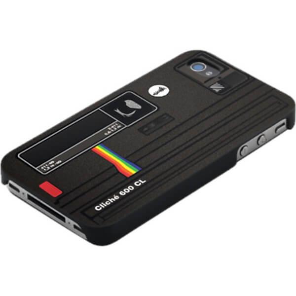 Cliche Polaroid Feather / Lightweight iPhone 5 Case