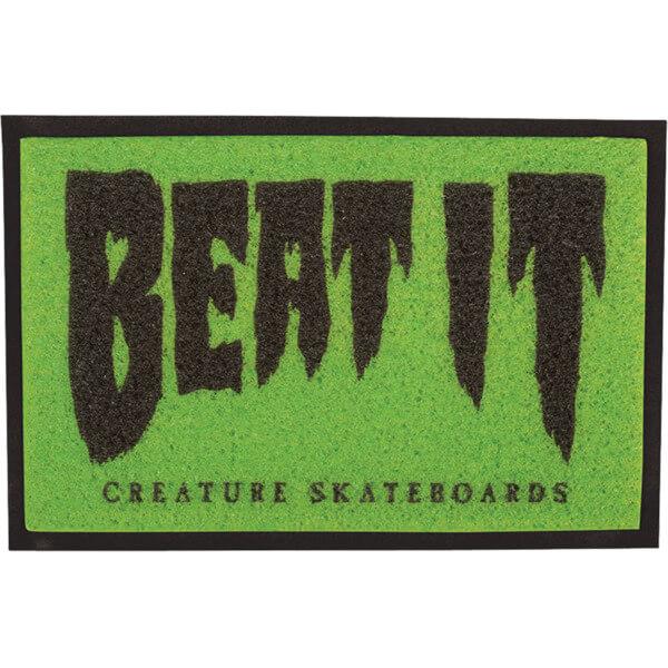 Creature Skateboards Beat It Doormat