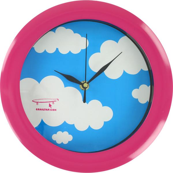 Crailtap Clouds Wall Clock