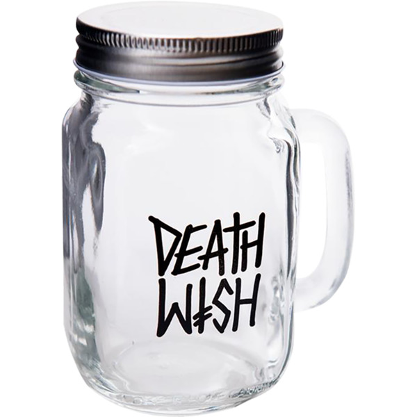 Deathwish Skateboards Deathstack Mason Jar