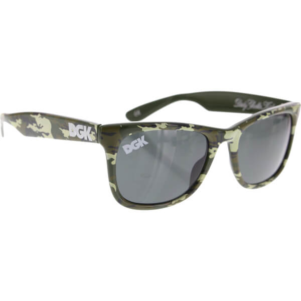 DGK Skateboards Classic Shades Sunglasses