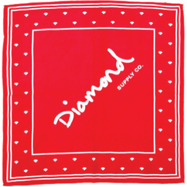 Diamond OG Script Bandana Skate Toy