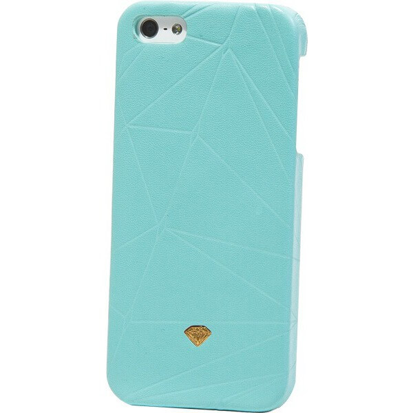 Diamond Slider Leather iPhone 5 Case