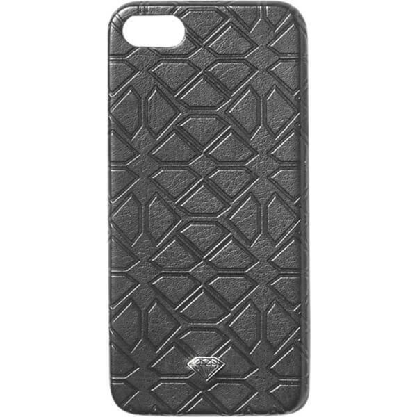 Diamond Supply Co Split Leather Black iPhone 5 Case