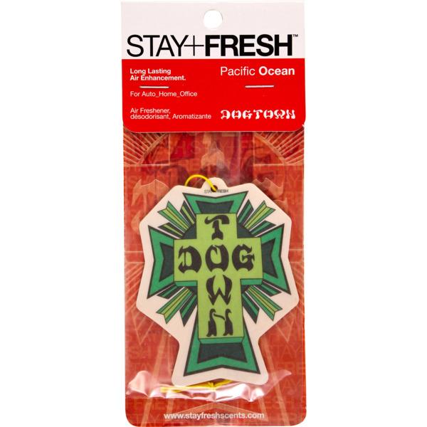Dogtown Skateboards Cross Logo Air Freshener