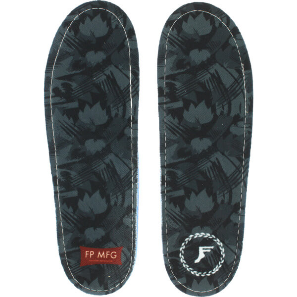 Footprint Orthotic Insoles Gamechanger FP Camo Shoe Insole - 7/7.5