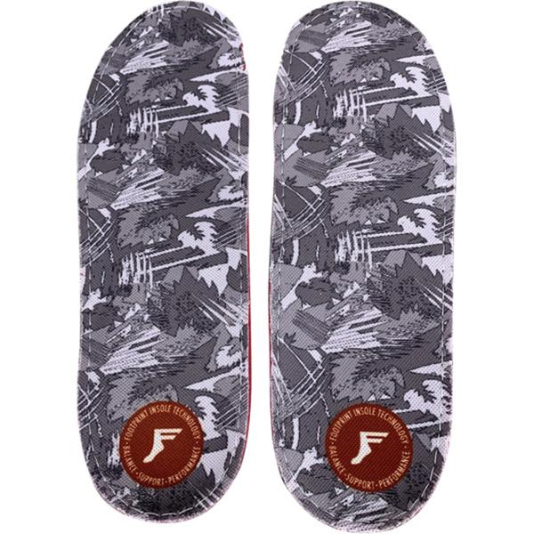 Footprint Insoles Gamechanger Lite White Camo Shoe Insoles - 7/7.5