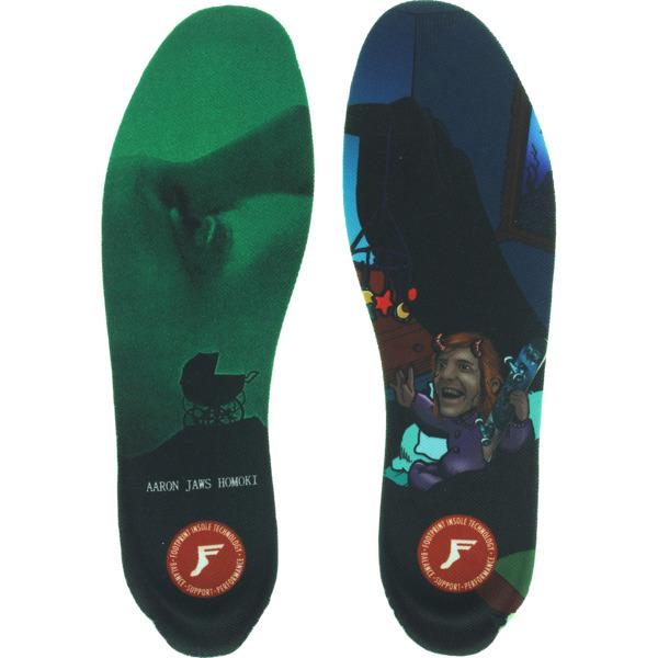 Footprint Orthotic Insoles Aaron Homoki Kingfoam Elite Baby Shoe Insole - 9 - 14