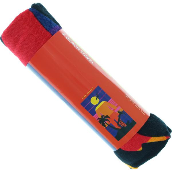 "Girl Skateboards Rat Navy Towel 30"" x 60"""