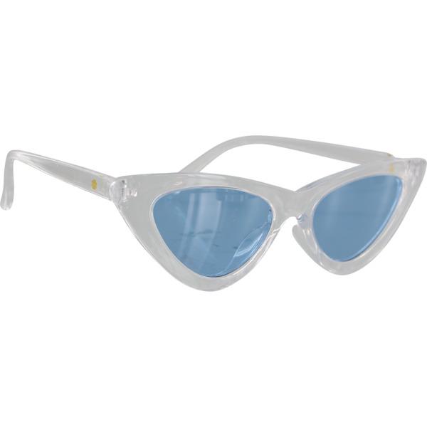 Glassy Sunhaters Billie Clear / Blue Polarized