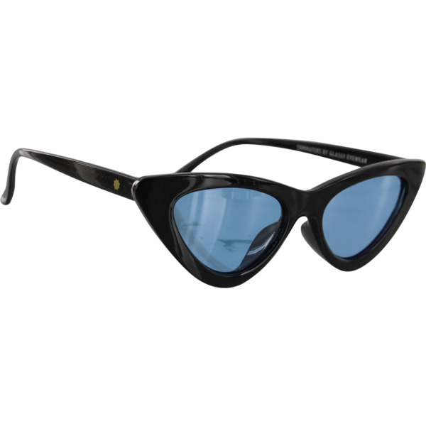 Glassy Sunhaters Billie Black / Blue Polarized