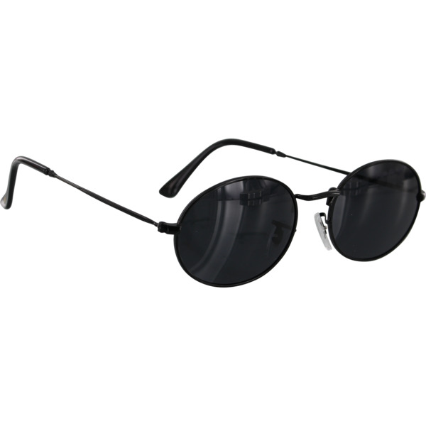 Glassy Sunhaters Campbell Black Polarized