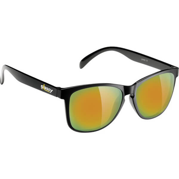 Glassy Sunhaters Deric Cancer Sunglasses